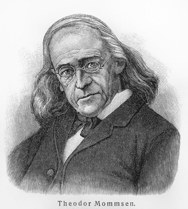 biografie theodor mommsen literaturnobelpreis gewinner 1902 - Wolfgang Borchert Lebenslauf